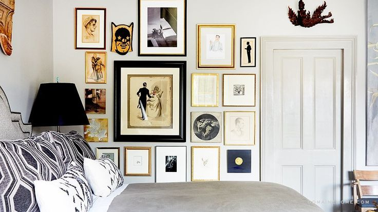 Easy Cheat Sheet For Creating A Wall Gallery At Home Victoria