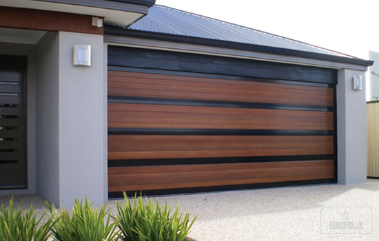 Modern garage doors for your home at home victoria for Garage doors styles