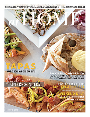 Victoria BC Home & Real Estate magazine