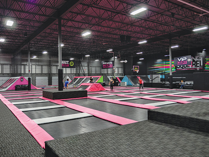 trampoline park set to bounce into esquimalt this fall in. Black Bedroom Furniture Sets. Home Design Ideas