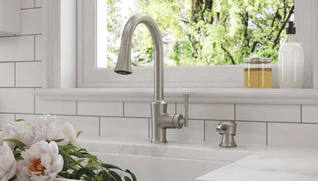 Pfister kitchen faucet