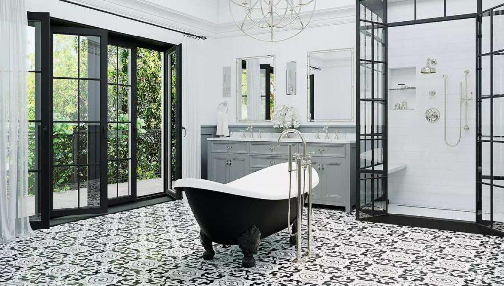 Pfister Spa Bath Sooker Tub