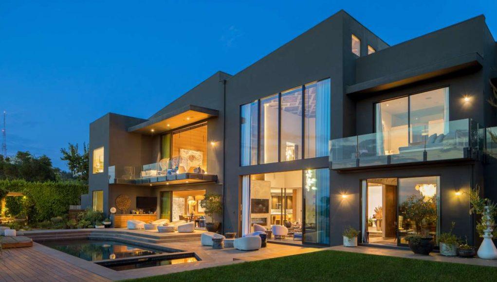 John Legend & Chrissy Teigen Beverly Hills Home
